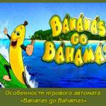 Особенности игрового автомата «Bananas go Bahamas»