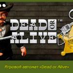 Игровой автомат «Dead or Alive»