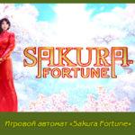 Игровой автомат «Sakura Fortune»