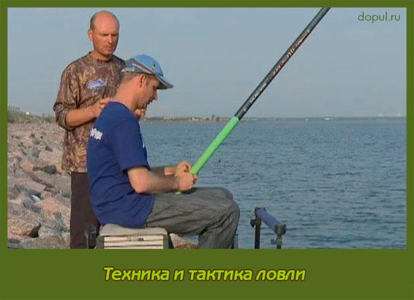 рыбалка виды забросов