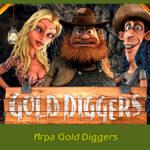 Игра Gold Diggers в казино Вулкан
