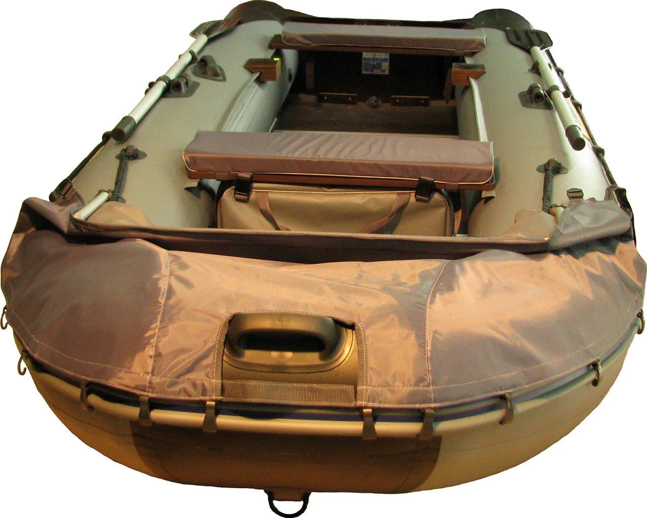 модель лодки ПВХ